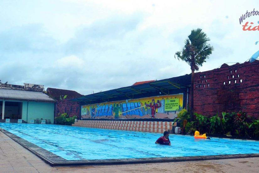 kolam olympic