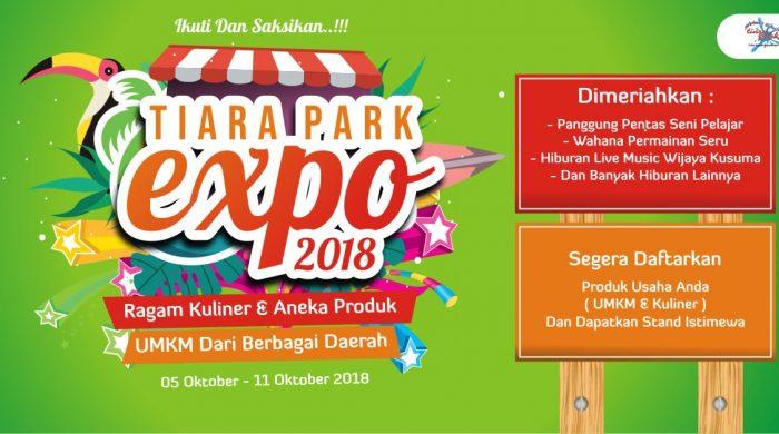 Tiara Park Expo 2018
